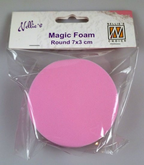 Magic Foam Nellie 8x3cm.