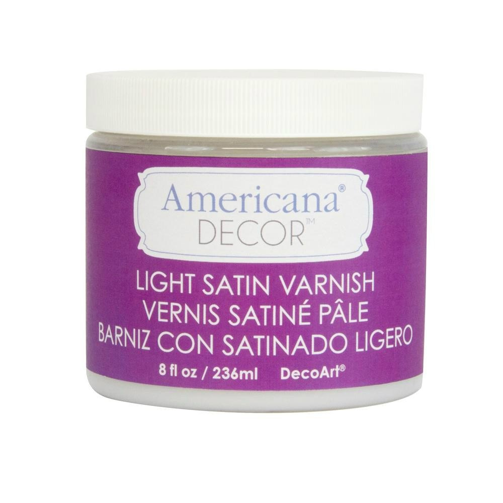 Americana Decor Light Satin Varnish 236 ml
