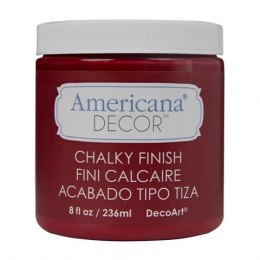 Americana Decor Rouge Chalky Finish 236 ml