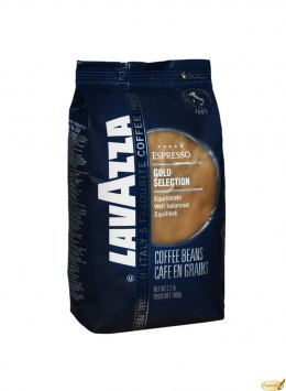 Kawa GOLD SELECTION 1kg ziarno Lavazza