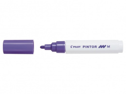 Marker PINTOR M fioletowy PILOT