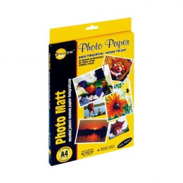 Papier Foto A4 190g matowy (50) Yellow One