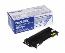 Toner TN-2000 czarny 2500str Brother
